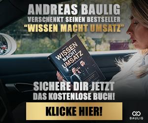 """Buch: """"Wissen Macht Umsatz"""" von Andreas Baulig"""