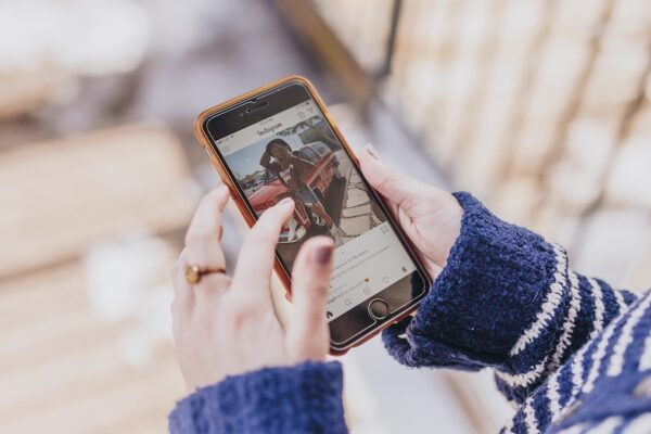 Instagram Abstrafung fehlende Werbemarkierung