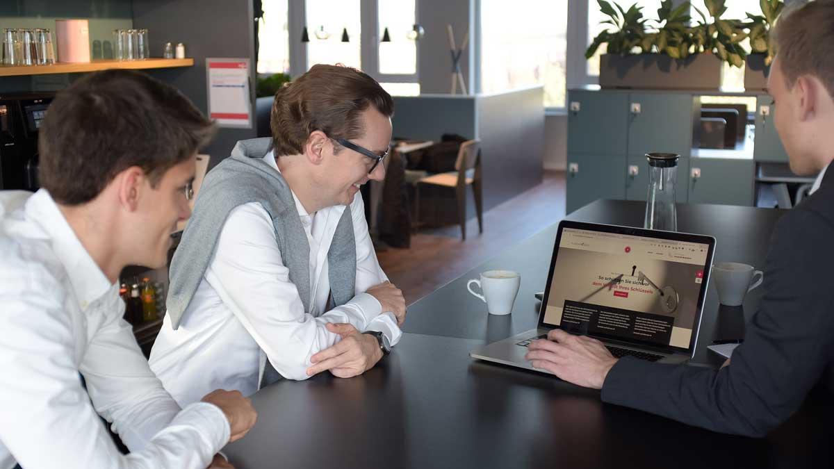 Die Seiten-Werk GmbH & Co. KG bietet das perfekte Gesamtpaket für deinen Onlineauftritt