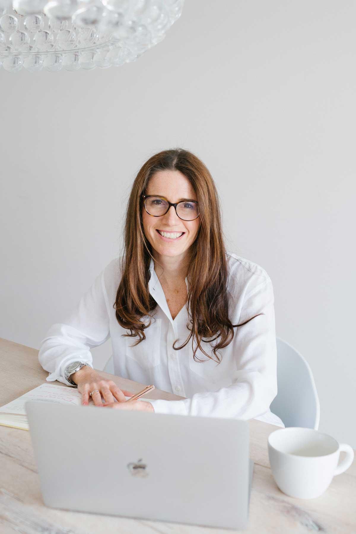 Rebecca Troch ist die Gründerin von Counting the Apples Consulting