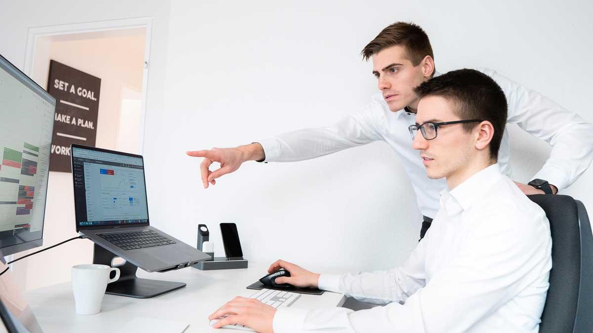 Das Team der Finest Marketing GmbH liefert in höchster Qualität ab
