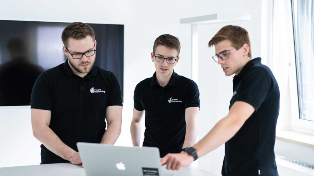 Neukunden gewinnen mit der Finest Marketing GmbH