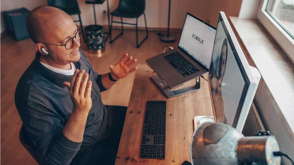 Der Geschäftsführer von Ewerle Internet Marketing