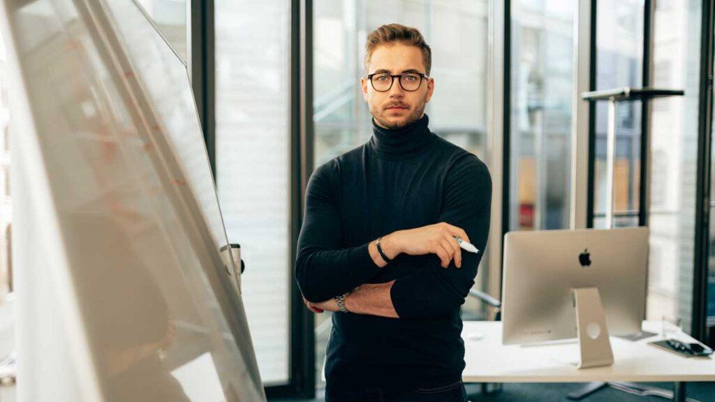 Niko Kronenbitter ist der Geschäftsführer von der Kronemedia GmbH