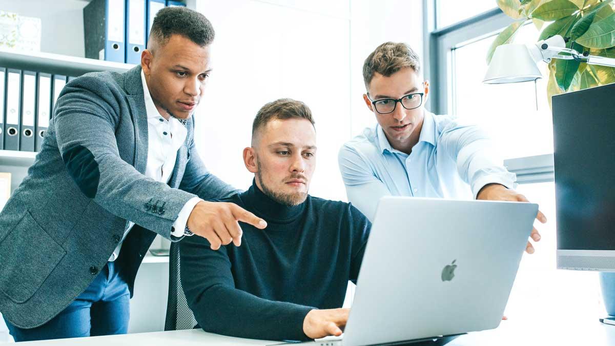 Die Social Profit GmbH besteht aus Experten im Onlinemarketing