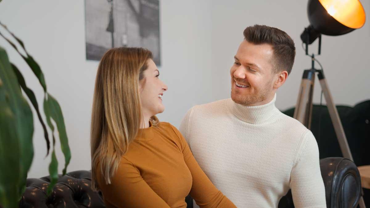 Partnervermittlung der glückliche weg