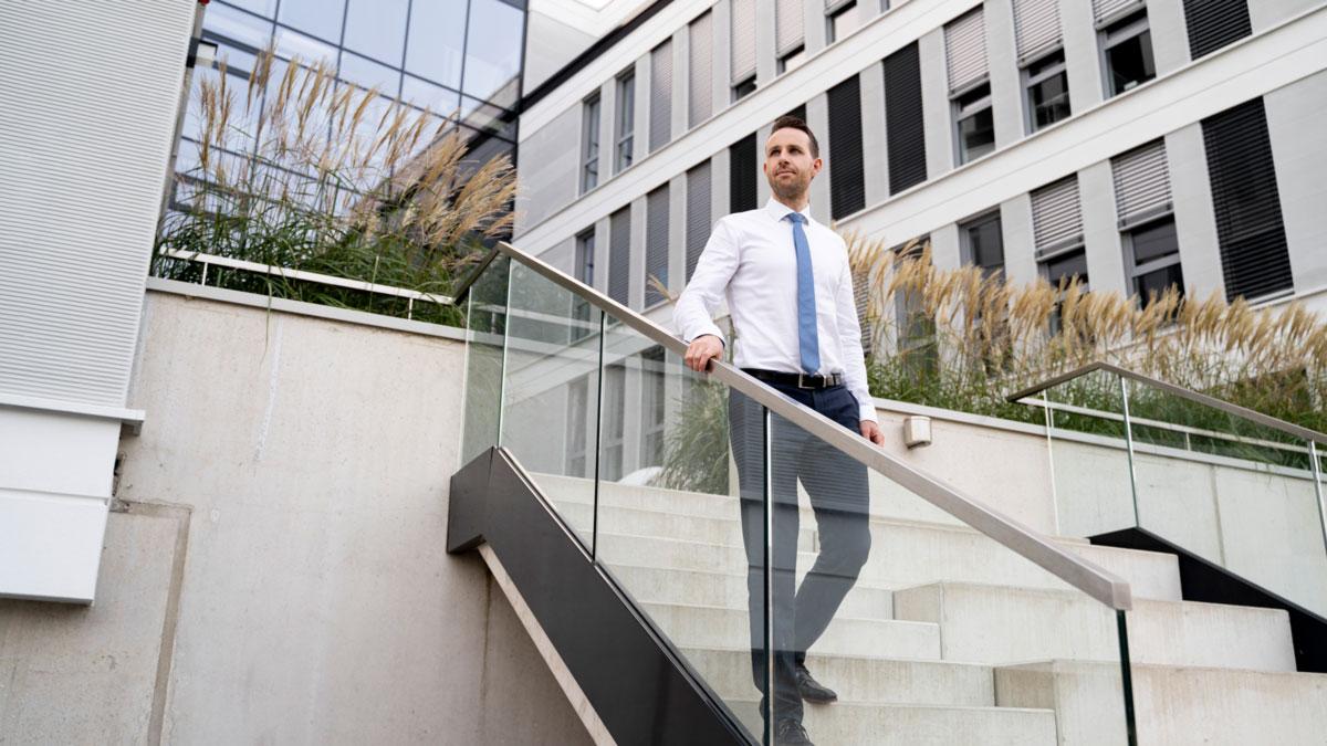 David Tappe von der TAPPE CONSULTING AG unterstützt Menschen beim optimalen Vermögensaufbau