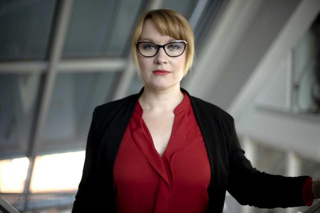 Interview mit Jasmin Huber