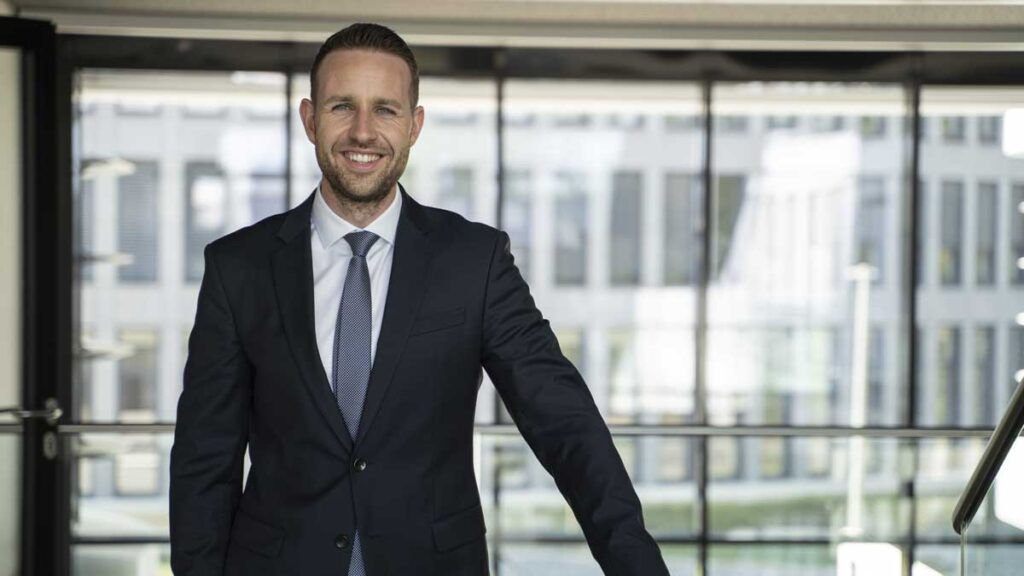David Tappe von der TAPPE CONSULTING AG im Portrait