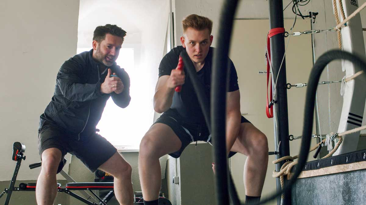 Dirk Wannmacher hilft Personal Trainern, ihr Business zu skalieren