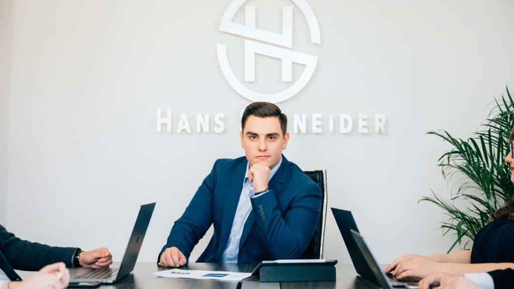 Hans Schneider im Interview