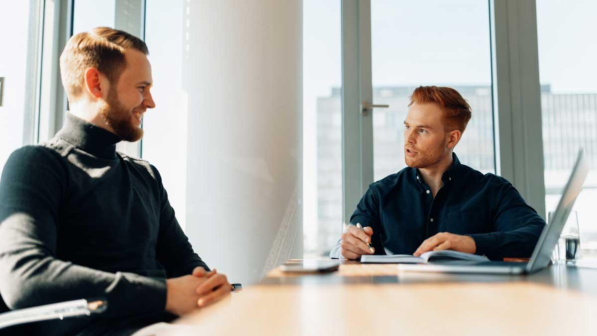 Malte Jung und Dennis Wölk unterstützen Onlineshops bei der planbaren Umsatzsteigerung