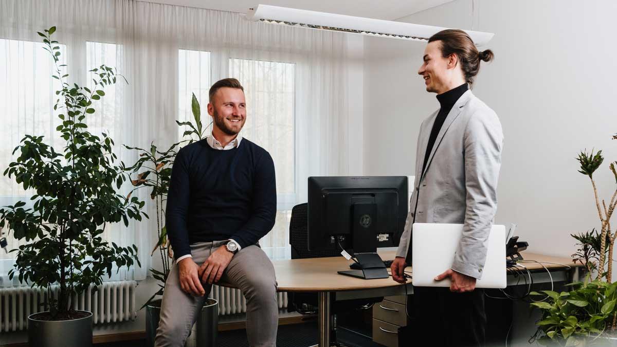 Maximilian Losch und Christian Krauß wissen, wie man planbar mehr Neukunden gewinnt und so mehr Zeit für das eigene Tagesgeschäft