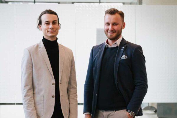 Maximilian Losch und Christian Krauß im Interview