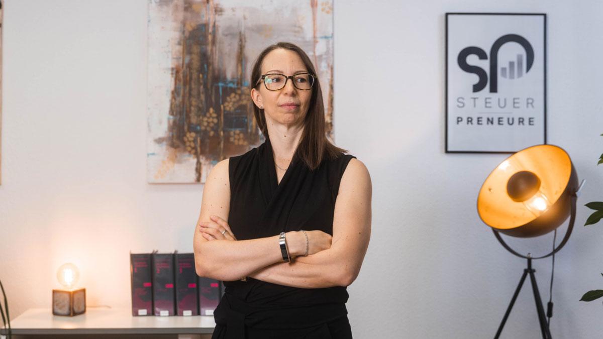 Miriam Pioch von Steuerpreneure