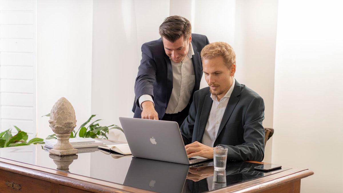 Marius Schuler von Schuler & Bußhart Consulting